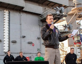 Mỹ có thể phục chức cho chỉ huy tàu sân bay kêu cứu vì Covid-19