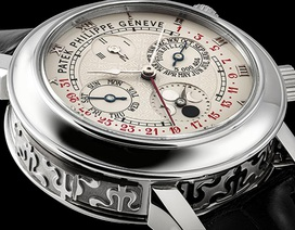 Rao bán bộ sưu tập đồng hồ Patek Philippe có một không hai giá 12 triệu USD