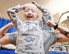 Bệnh nhi ung thư 4 tuổi làm nên điều kì diệu khi đánh bại Covid-19