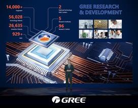 Gree ra mắt loạt điều hòa mới tại thị trường Việt Nam