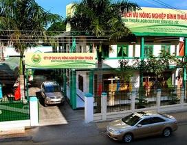 Sửng sốt: Một doanh nghiệp ở Bình Thuận có cổ phiếu tăng 226%