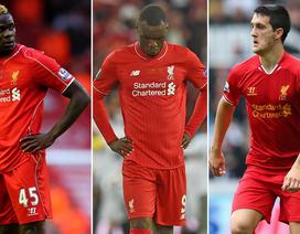 10 bản hợp đồng tệ nhất của Liverpool dưới thời Bendan Rodgers