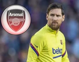 Lộ lý do Arsenal không thể chiêu mộ Messi năm 16 tuổi