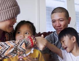 Cô gái mắc bệnh máu trắng bán hết tài sản chữa bệnh cho con nuôi bị ung thư