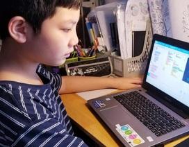 Cậu bé lớp 5 sáng tạo game giúp nâng cao ý thức phòng chống Covid-19