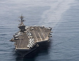 Thêm 103 thủy thủ tàu sân bay Mỹ mắc Covid-19