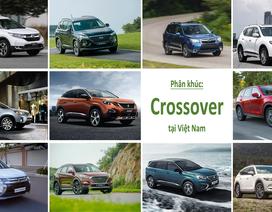 Mẫu xe nào bán nhiều nhất phân khúc crossover tháng 3/2020?
