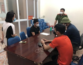 """3 người Bắc Ninh dùng """"mẹo"""" vượt chốt kiểm dịch để vào Quảng Ninh"""
