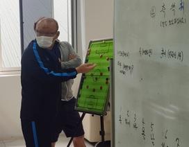 HLV Park Hang Seo hé lộ những cái tên sẽ được bổ sung cho tuyển Việt Nam