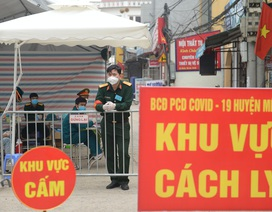 Chiều 25/4: Việt Nam không ghi nhận ca mắc mới Covid-19