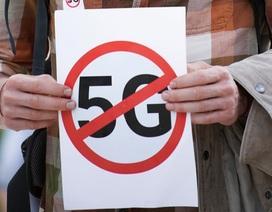 77 trạm phát sóng di động tại Anh bị đốt vì tin đồn mạng 5G gây ra Covid-19