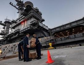 Thủy thủ tàu sân bay Mỹ tử vong vì Covid-19