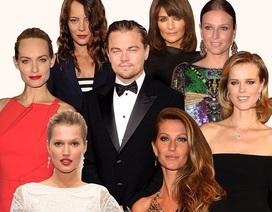 Dàn bạn gái bốc lửa của Leonardo DiCaprio