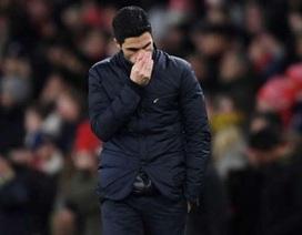 """Arsenal đang khủng hoảng """"rất nghiêm trọng"""""""