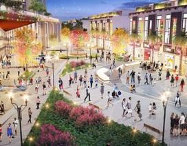 Ecopark sắp có tuyến phố đi bộ phong cách Hàn Quốc dài nhất VN