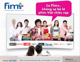 Fim Plus công bố thay đổi thương hiệu, tham vọng nâng tầm giải trí điện ảnh trực tuyến