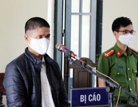 Lĩnh 12 tháng tù giam vì chống đối chốt kiểm dịch Covid-19