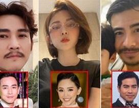 """Ở nhà cách ly, sao Việt để râu tóc """"dài thượt"""" khiến fan sửng sốt"""