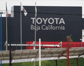 Toyota kéo dài thời gian đóng cửa các nhà máy ở Bắc Mỹ thêm 2 tuần
