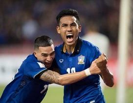 Đội tuyển Thái Lan không thể dùng lực lượng mạnh nhất dự AFF Cup 2020