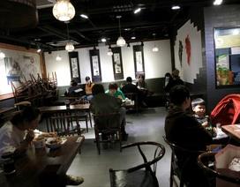 Ba gia đình Trung Quốc lây Covid-19 nghi vì máy điều hòa trong nhà hàng