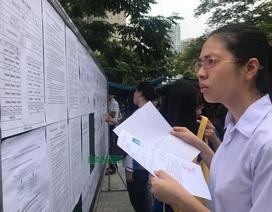 Hà Nội: Bỏ môn thi thứ 4 vào lớp 10 THPT năm học 2020-2021