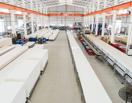 Vật liệu xanh đón đầu cơ hội từ thị trường bất động sản công nghiệp đầy khởi sắc
