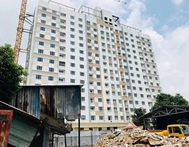 Sai phạm của Tân Bình Apartment: Nhiều hạng mục cho tồn tại