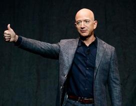 Đại dịch, người giàu nhất hành tinh- Jeff Bezos vẫn bỏ túi hàng chục tỷ USD