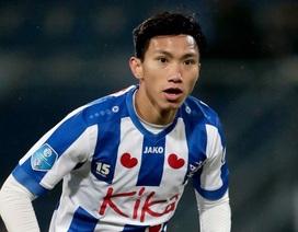 FIFA ra quyết định, Văn Hậu có thêm thời gian ở lại Heerenveen