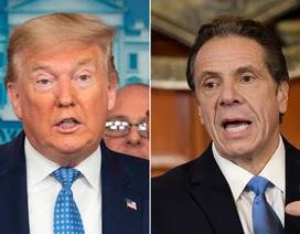 Thống đốc New York tuyên bố kháng lệnh, ông Trump đáp trả ẩn ý