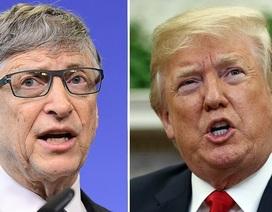 """Bill Gates nói việc Mỹ cắt tài trợ cho WHO là """"nguy hiểm"""""""