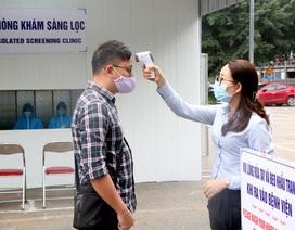 Phú Thọ: Nghi dương tính trở lại, bệnh nhân Covid-19 được chuyển về Hà Nội