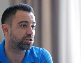 Xavi tự ứng cử làm HLV trưởng Barcelona