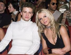 """Britney nhảy theo bài hát của """"tình cũ"""" Justin Timberlake"""