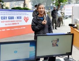 Áp dụng công nghệ nhận diện khuôn mặt để phát gạo tại ĐH Kinh tế quốc dân