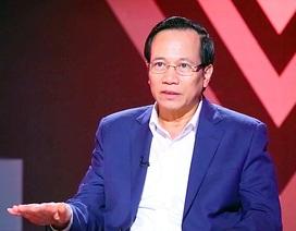 """Bộ trưởng Đào Ngọc Dung: """"Lao động tự do bị giảm thu nhập sâu nhất…"""""""