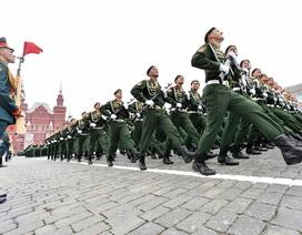 Dịch Covid-19 lây lan mạnh, Nga hoãn diễu binh kỷ niệm 75 năm Chiến thắng phát xít