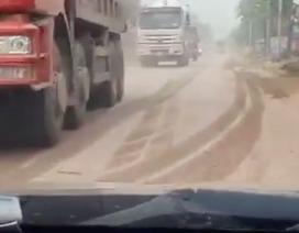 """Quốc lộ xuống cấp cướp nhiều mạng người, tỉnh Bắc Giang như """"ngồi trên lửa"""""""