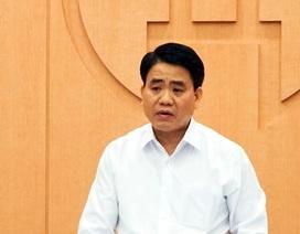 Xét tặng Huân chương Lao động cho Chủ tịch Hà Nội vì thành tích chống dịch