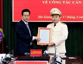 Hà Giang có tân Giám đốc công an tỉnh