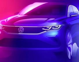 Volkswagen hé lộ hình ảnh Tiguan phiên bản mới