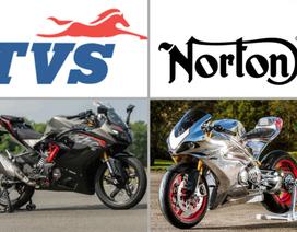TVS Motor Ấn Độ mua lại thương hiệu Anh quốc Norton Motor