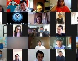 Tư vấn trực tuyến về dịch Covid-19 cho cộng đồng người Việt tại Nga
