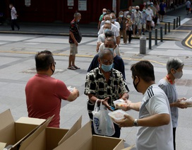 Singapore tăng kỷ lục gần 1.000 ca Covid-19 trong 24 giờ