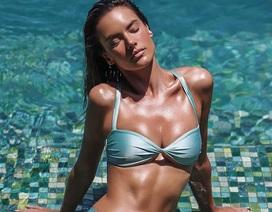 Alessandra Ambrosio vẫn gợi cảm ở tuổi 39