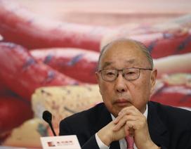 """Lộ diện tỷ phú người Hoa đứng sau DN chế biến thịt lợn """"nóng nhất"""" tại Mỹ"""