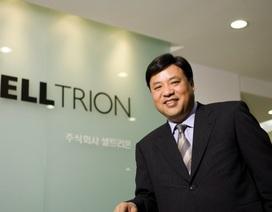 """Tài sản của tỷ phú Hàn Quốc tăng """"sốc"""" trong """"bão"""" dịch Covid-19"""