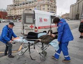 Nga tăng vọt gần 5.000 ca Covid-19 một ngày, số người nhiễm vượt 36.000