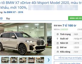 """Giá xe sang """"lao dốc"""", nhiều mẫu xe phổ thông """"miễn dịch"""" với Covid-19"""